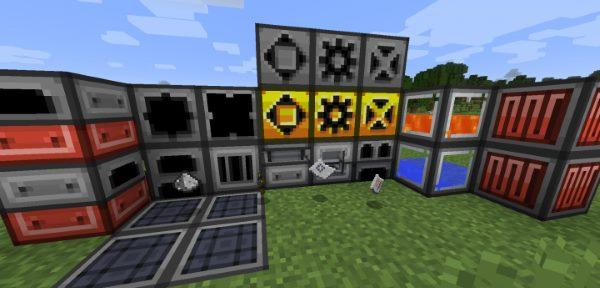 Gadgetry: Machines для Майнкрафт 1.12.2