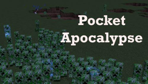 Pocket Apocalypse для Майнкрафт 1.12.2
