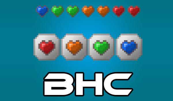 Baubley Heart Canisters для Майнкрафт 1.12.2