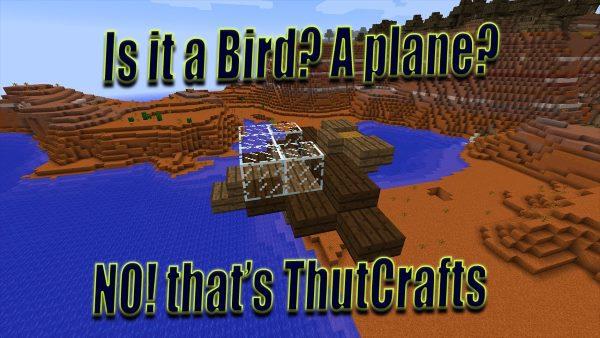 ThutCrafts для Майнкрафт 1.12.2
