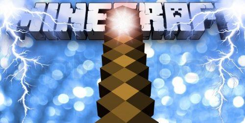 Magic Block Stick для Майнкрафт 1.12.2