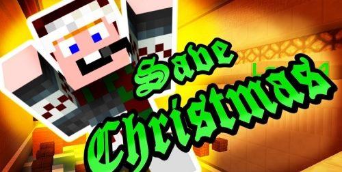 Save Christmas 2 для Майнкрафт 1.12.2