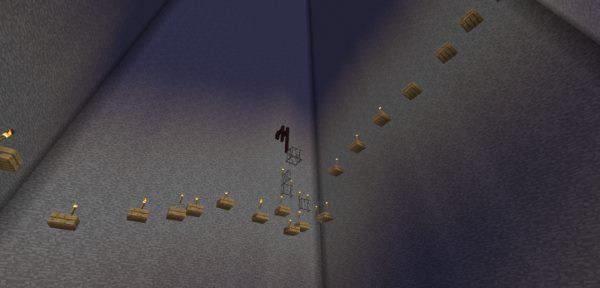 Flood Escape для Майнкрафт 1.12.2