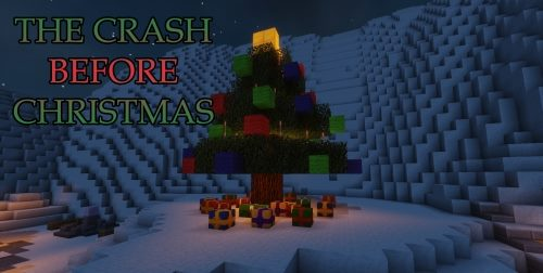 The Crash Before Christmas для Майнкрафт 1.12.2