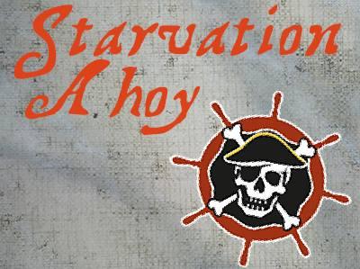 Starvation Ahoy для Майнкрафт 1.12.2