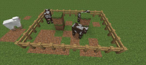 Hungry Animals для Майнкрафт 1.12.2