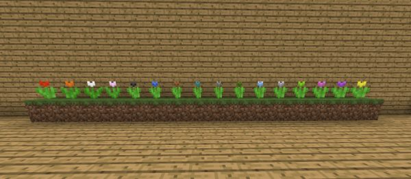 Plantacia для Майнкрафт 1.7.10