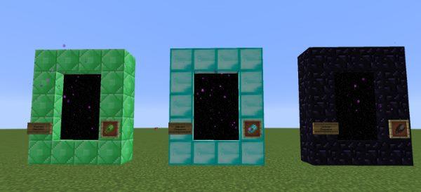 Lockyz Extra Dimensions для Майнкрафт 1.12.2