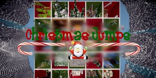 Christmas Jumps для Майнкрафт 1.12.2