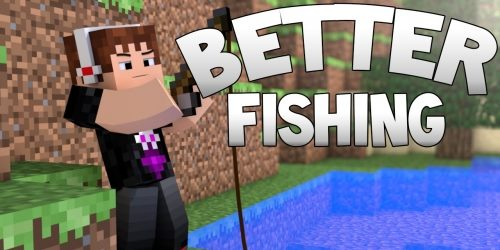 Better Fishing для Майнкрафт 1.12.2