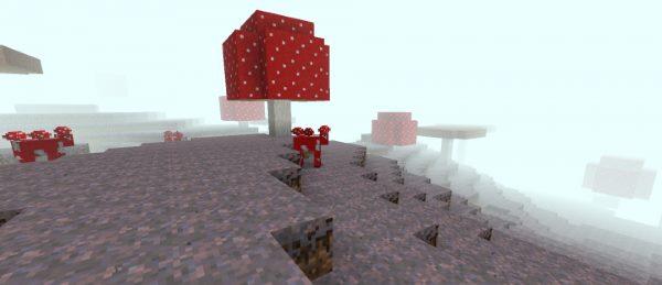 Mist Biomes для Майнкрафт 1.12.2