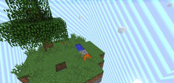 Advancing Land для Майнкрафт 1.12.2