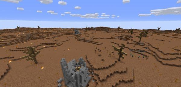 Wasteland Reborn для Майнкрафт 1.12.2