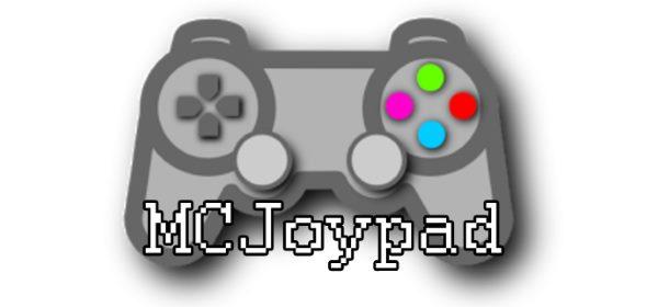 MCJoypad для Майнкрафт 1.12.2