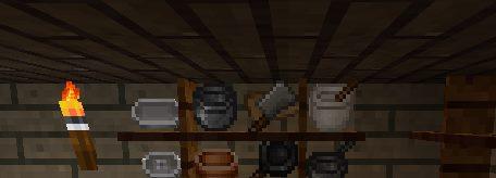 HarvestCraft для Майнкрафт 1.12.2