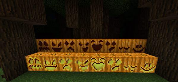 Pumpkin Carving для Майнкрафт 1.12.2