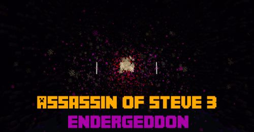 Assassin of Steve 3 - Endergeddon для Майнкрафт 1.11.2