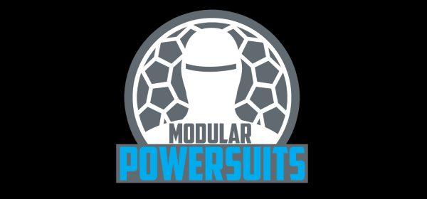 Modular Powersuits для Майнкрафт 1.10.2