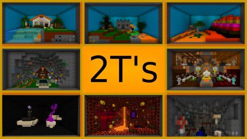 Two T's для Майнкрафт 1.12.2