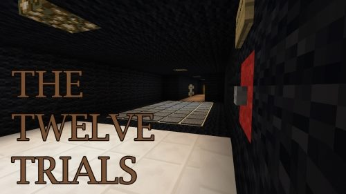 The Twelve Trials для Майнкрафт 1.12.2