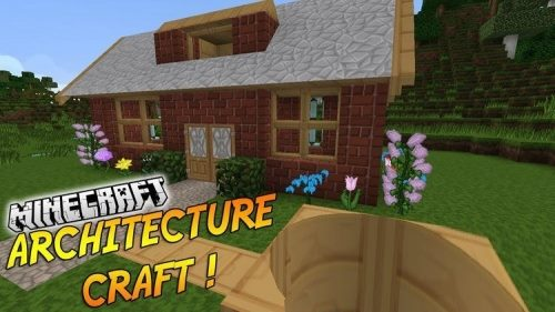 ArchitectureCraft - ElytraDev для Майнкрафт 1.12.2