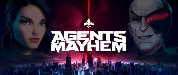 NoDVD для Agents of Mayhem v 1.06