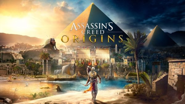 NoDVD для Assassin's Creed: Origins v 1.2.1