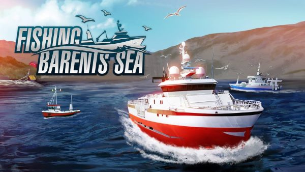 NoDVD для Fishing: Barents Sea v 1.0