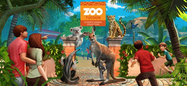 Кряк для Zoo Tycoon: Ultimate Animal Collection v 1.0