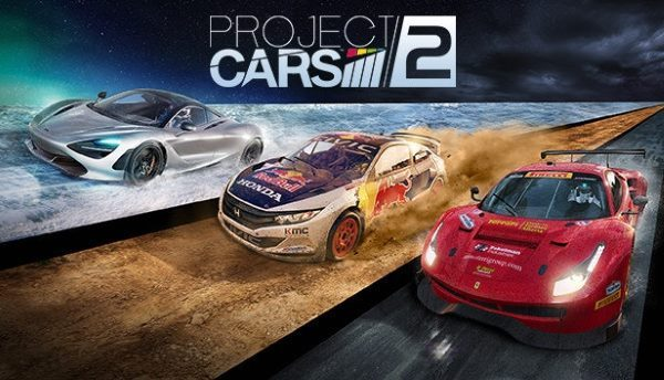 Патч для Project CARS 2: Fun Pack v 4.0.0.3.1003
