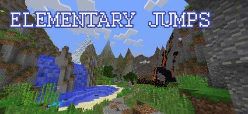 Elementary Jumps для Майнкрафт 1.12.2