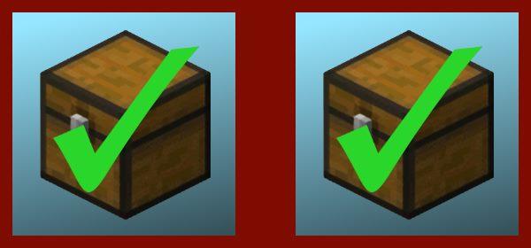 ContainerFix для Майнкрафт 1.12.2