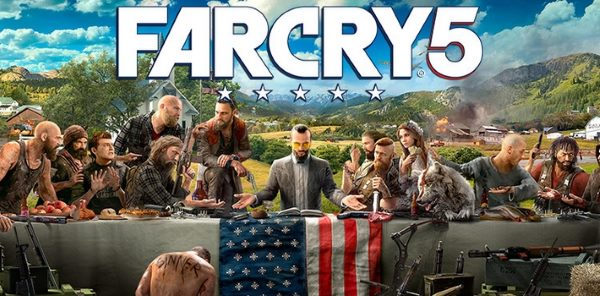 NoDVD для Far Cry 5 v 1.0