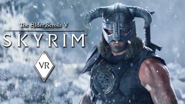 Сохранение для The Elder Scrolls 5: Skyrim VR (100%)