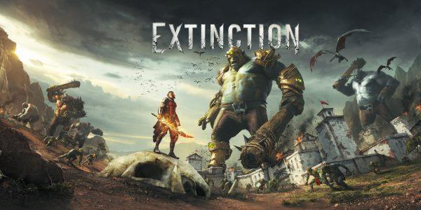 Сохранение для Extinction (2018) (100%)