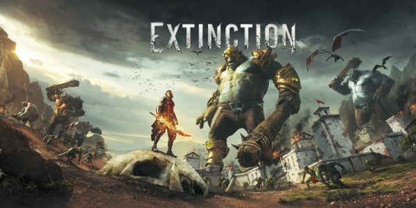 Русификатор для Extinction (2018)