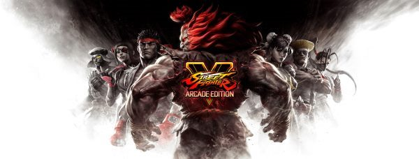 Сохранение для Street Fighter V: Arcade Edition (100%)