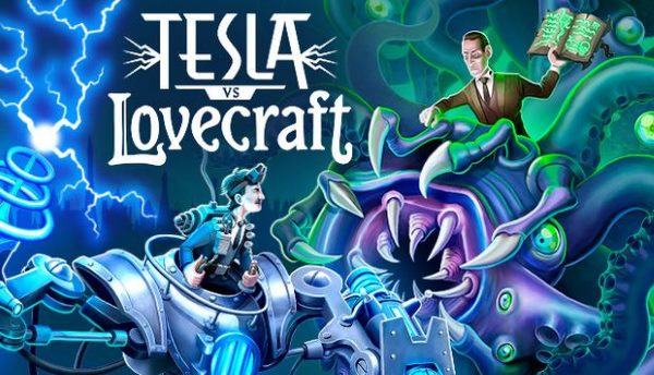 NoDVD для Tesla vs Lovecraft v 1.0