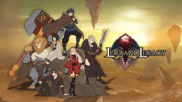 Трейнер для Legrand Legacy v 1.0 (+12)