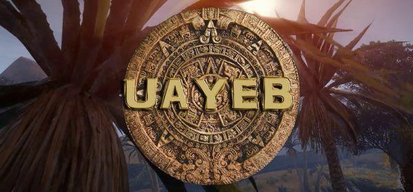 Сохранение для UAYEB (100%)