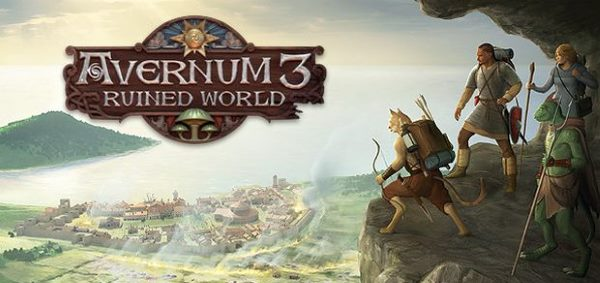 Кряк для Avernum 3: Ruined World v 1.0