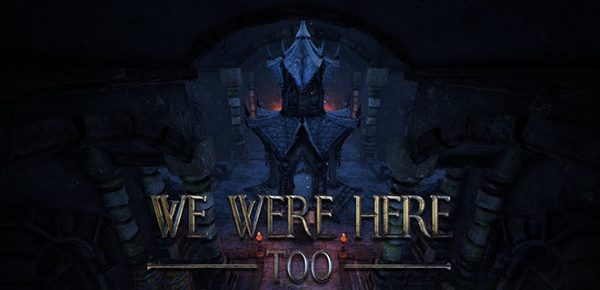 NoDVD для We Were Here Too v 1.0