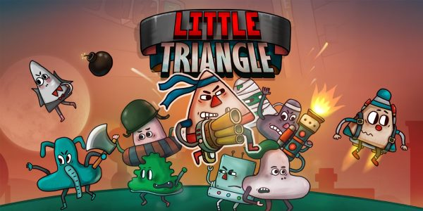Сохранение для Little Triangle (100%)