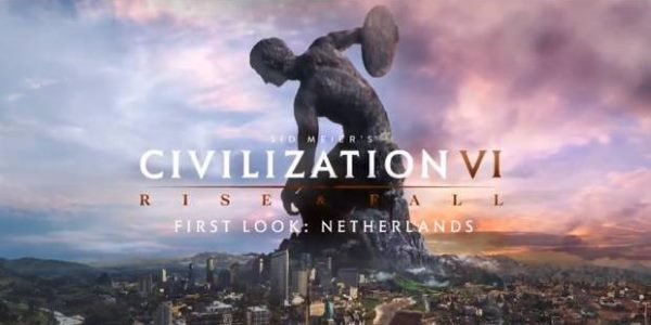 Сохранение для Civilization VI: Rise and Fall (100%)