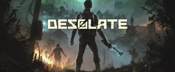 Трейнер для DESOLATE v 1.0 (+12)