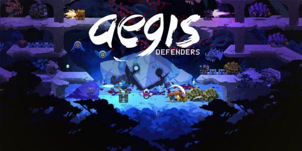 Трейнер для Aegis Defenders v 1.0 (+12)