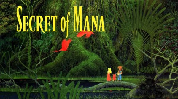 Патч для Secret of Mana v 1.0