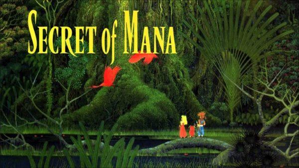 Русификатор для Secret of Mana