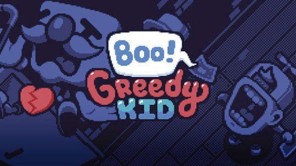 Русификатор для Boo! Greedy Kid