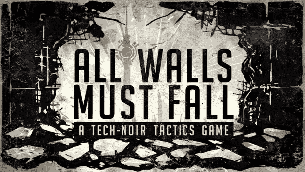 Кряк для All Walls Must Fall v 1.0